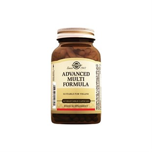 Solgar Advanced Multi Antioxidant Formula 30 Kapsül