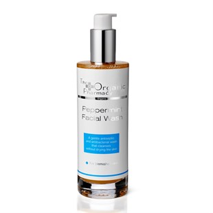 The Organic Pharmacy Peppermint Facial Wash 100 ml