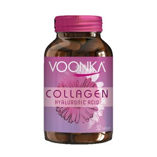 Voonka Collagen Hyaluronic Acid 32 Tablet